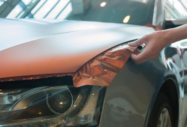 vehicle vinyl wrap